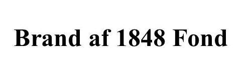 Brand af 1848 Fond